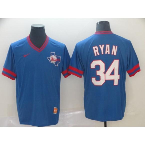 various colors 2a102 7319f Houston Astros Nolan Ryan Jersey 1